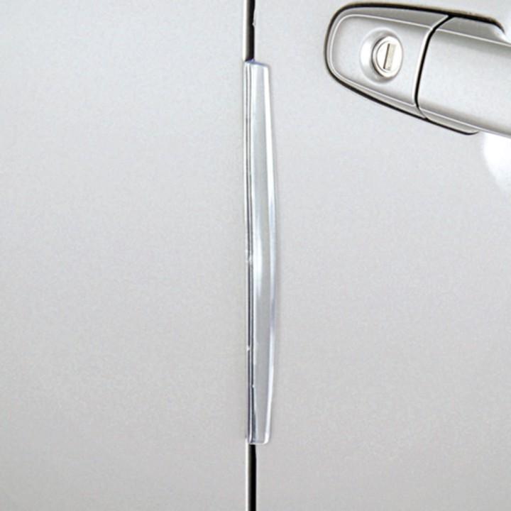 Автомобильные прозрачные накладки на двери