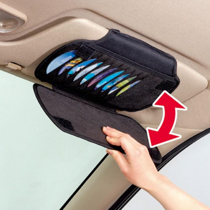 Карман для хранения дисков в авто Seiwa W-513