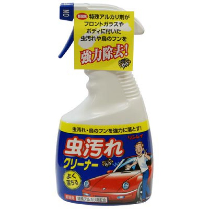 Спрей для очистки следов насекомых C-22 Rinrei