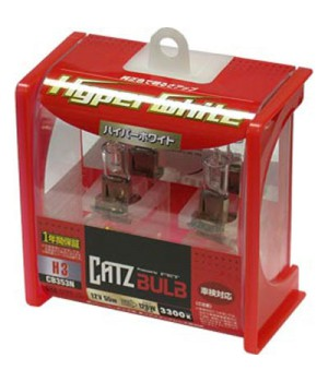 Газонаполненные лампы H3 CATZ CB353N