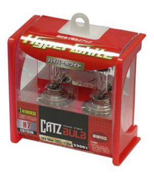 Газонаполненные лампы H7 CATZ CB703N