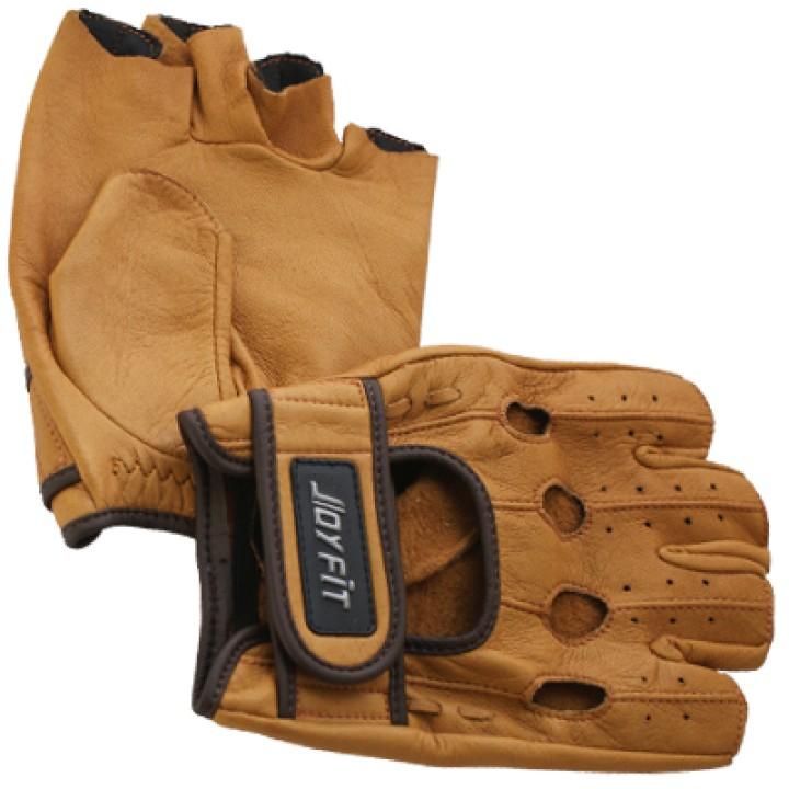 Мужские перчатки для авто SF-3BR без пальцев