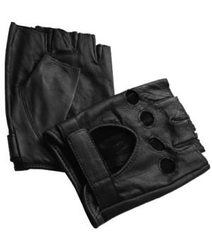 Водительские перчатки (женские) Horseshoe L1-BK