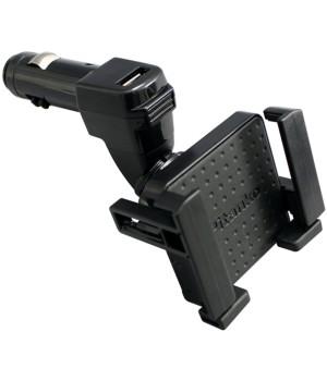 Держатель мобильного телефона с USB зарядкой YAC PZ-585