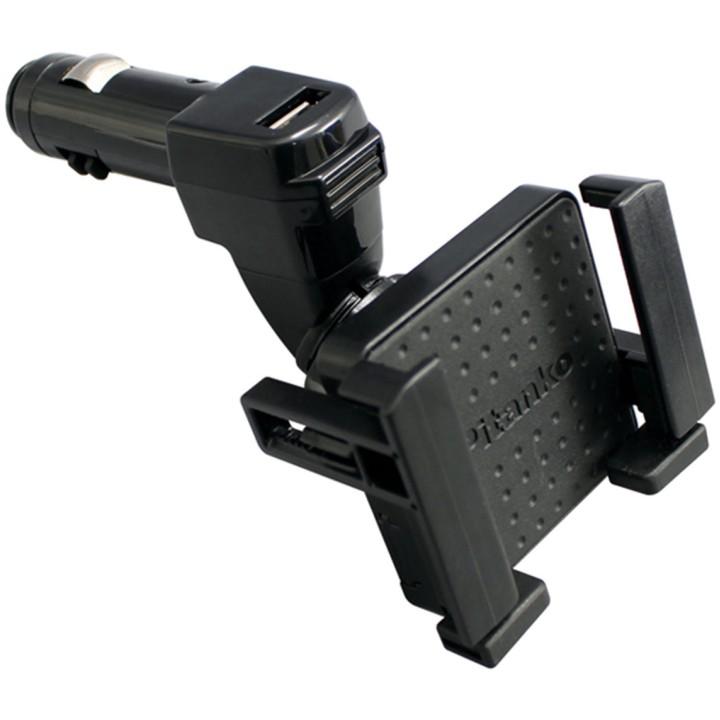 Держатель мобильного телефона с USB зарядкой