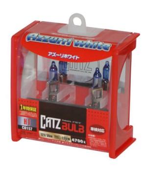 Газонаполненные лампы H1 CATZ CB157