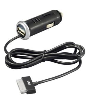 Зарядное устройство Apple DOCK + USB YAC TP-169